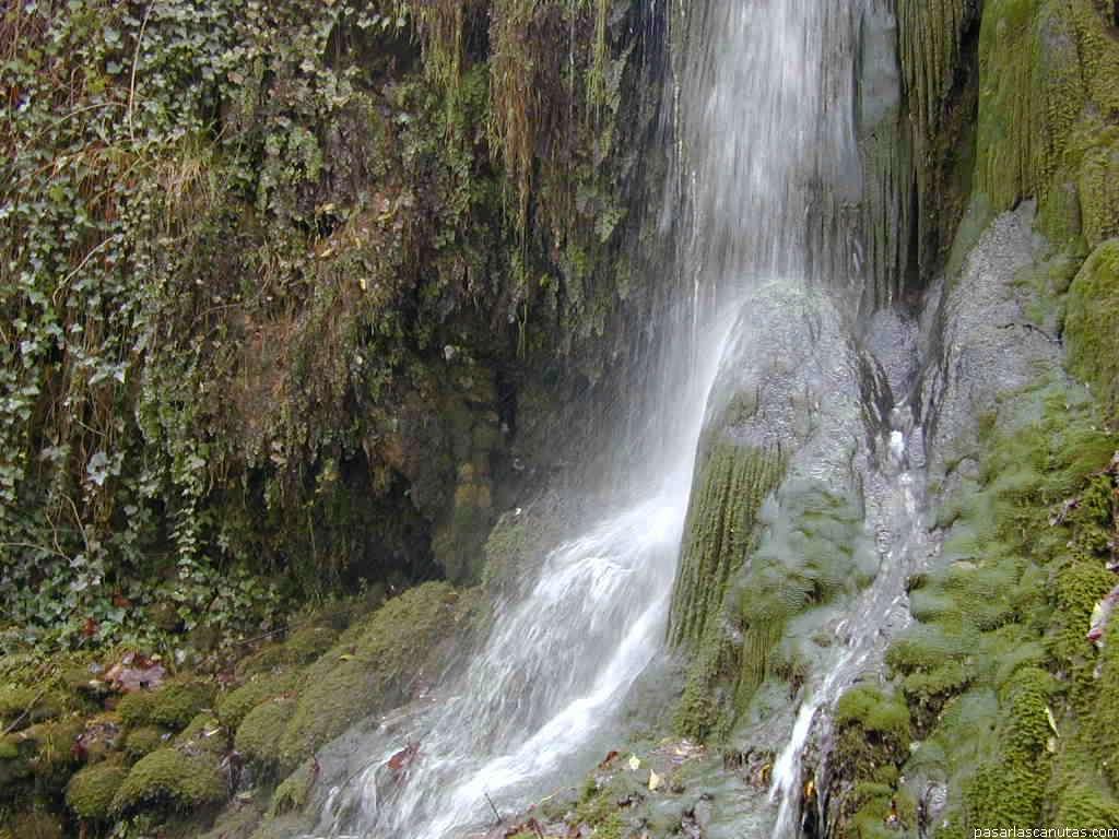 Fotos de paisajes fotos del monasterio de piedra for Piedras para cascadas