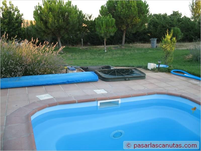 Bricolaje avanzado instalaci n experimental de agua - Calentador de agua para piscinas ...