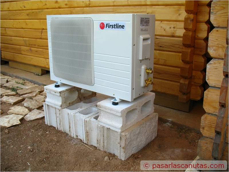 Curso de instalacion de aire acondicionado split