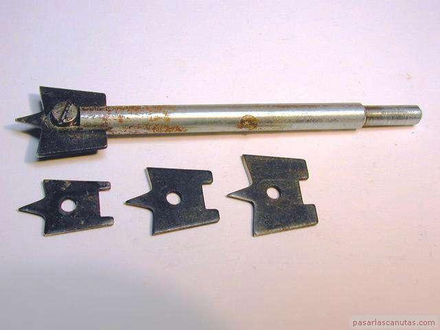 Brocas Para Metal Madera Ladrillo Y Vidrio Materiales De