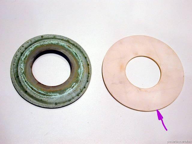 Reparar las fugas de una cisterna bricolaje de fontaneria for Mochila fumigar leroy merlin