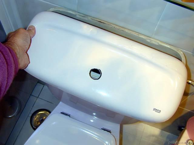 reparar las fugas de una cisterna bricolaje de fontaneria