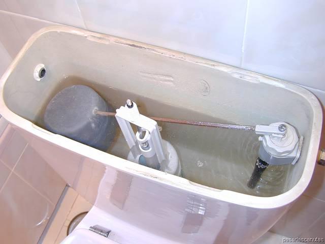 Fontaner a for Reparar cisterna wc