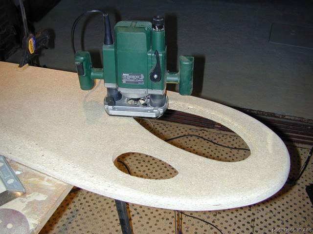 Carpinteria 6 - Fresadora de madera ...