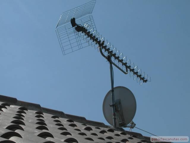 Precio instalacion antena parabolica cheap cheap electel - Precio antena parabolica ...