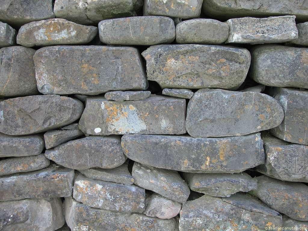 La textura de piedra una pared siresa pictures - Pared de piedra ...