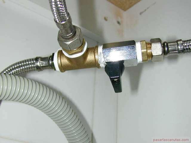 Riego por goteo automatico en un piso pag 6 for Instalar grifo fregadero