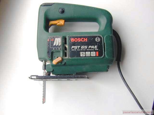 M quinas herramientas de bricolaje la sierra de calar o - Sierra electrica para madera ...
