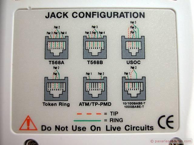 Probar Un Cable Utp De Red Lan Ethernet Rj45 Bricolaje